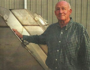 John Cutchin, Palmetto Plating President,  founded the company right out of high school in 1964