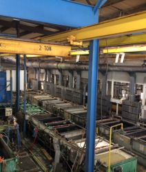 Anodize Line and Nickel Line, Facility