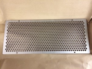Electroless Nickel Grating