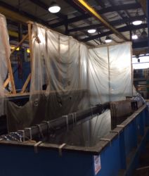 Passivation Line (Big Bertha)